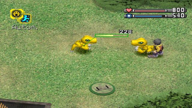 Digimon World - Captura 4