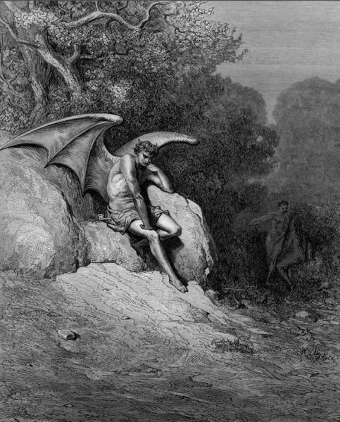 El paradís perdut (Gustave Doré)