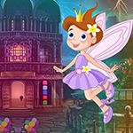 Games4King - Fabulous Fairy Escape