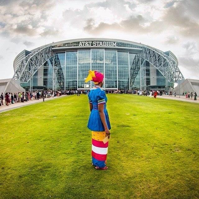 Международный конгресс в Техасе, США.