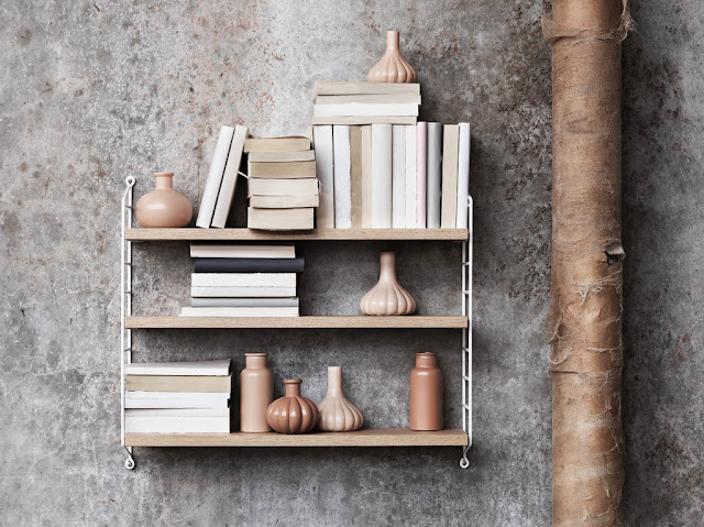 String Pocket Shelf 2