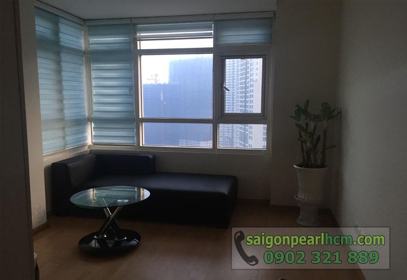Cho thuê căn hộ Saigon Pearl tầng 33 tháp Topaz - cửa sổ kính