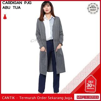MNF118J80 Jaket Panjang Wanita Cardigan terbaru 2019 BMGShop