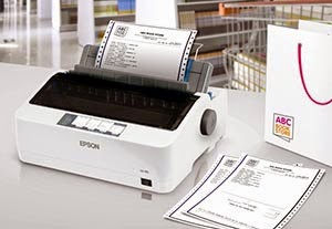 Epson LX 310 Printer Review