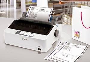Epson LX 310 Printer Review