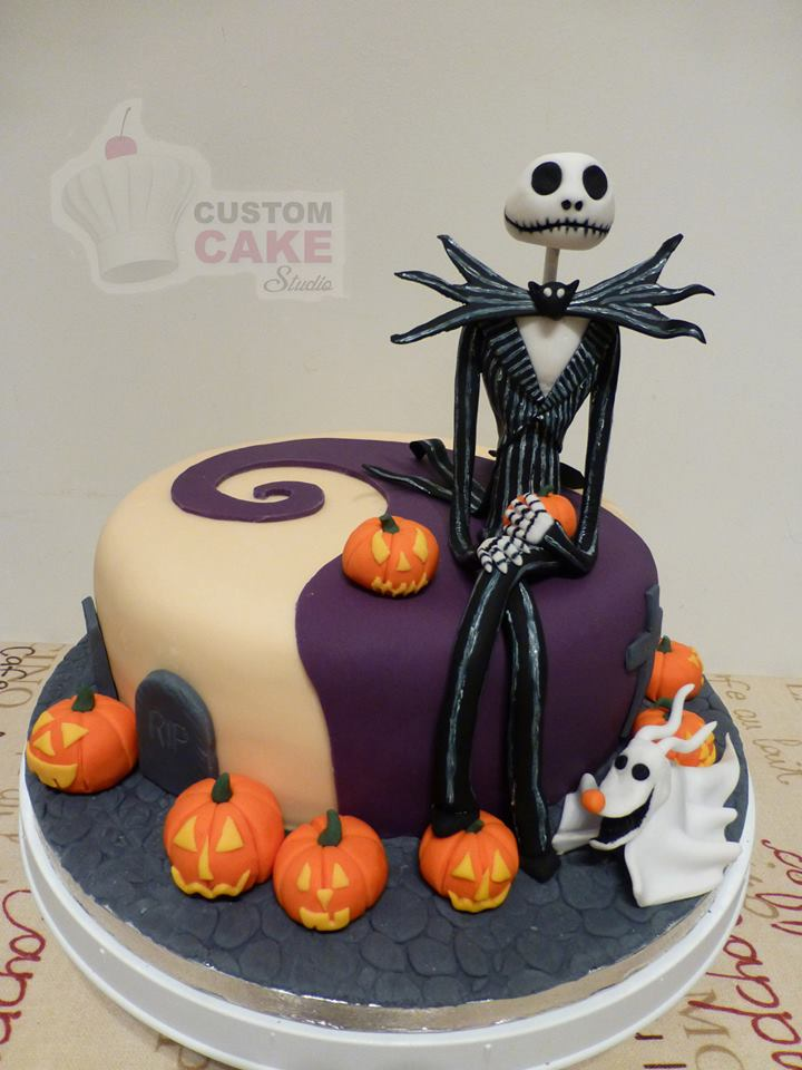 I Have Also Put Together A Step By Guide On How Made Jack Skellington If You Would Like To See It Then Please Visit My Facebook Page