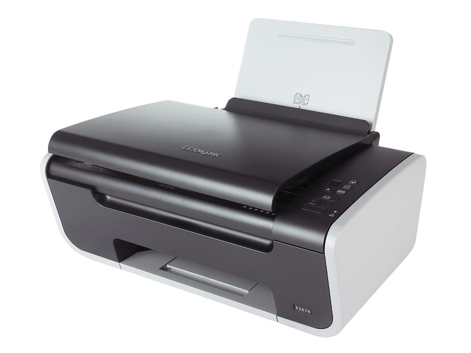 Install lexmark x4550 wireless printer