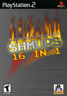 Collection vol. 3 16 in 1 shmups ps2