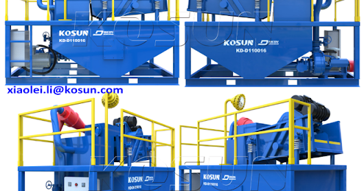 What is the Slurry Separation Plant for STBM