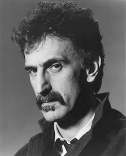 Frank Zappa photo by Greg Gorman