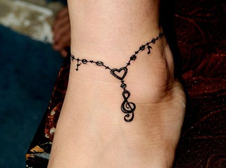 Tattoo Gelang Kaki Tattoo