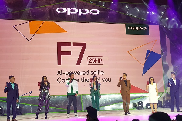 OPPO F7 Philippines Launch