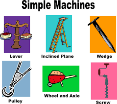 SIMPLE MACHINES, 4TH GRADE