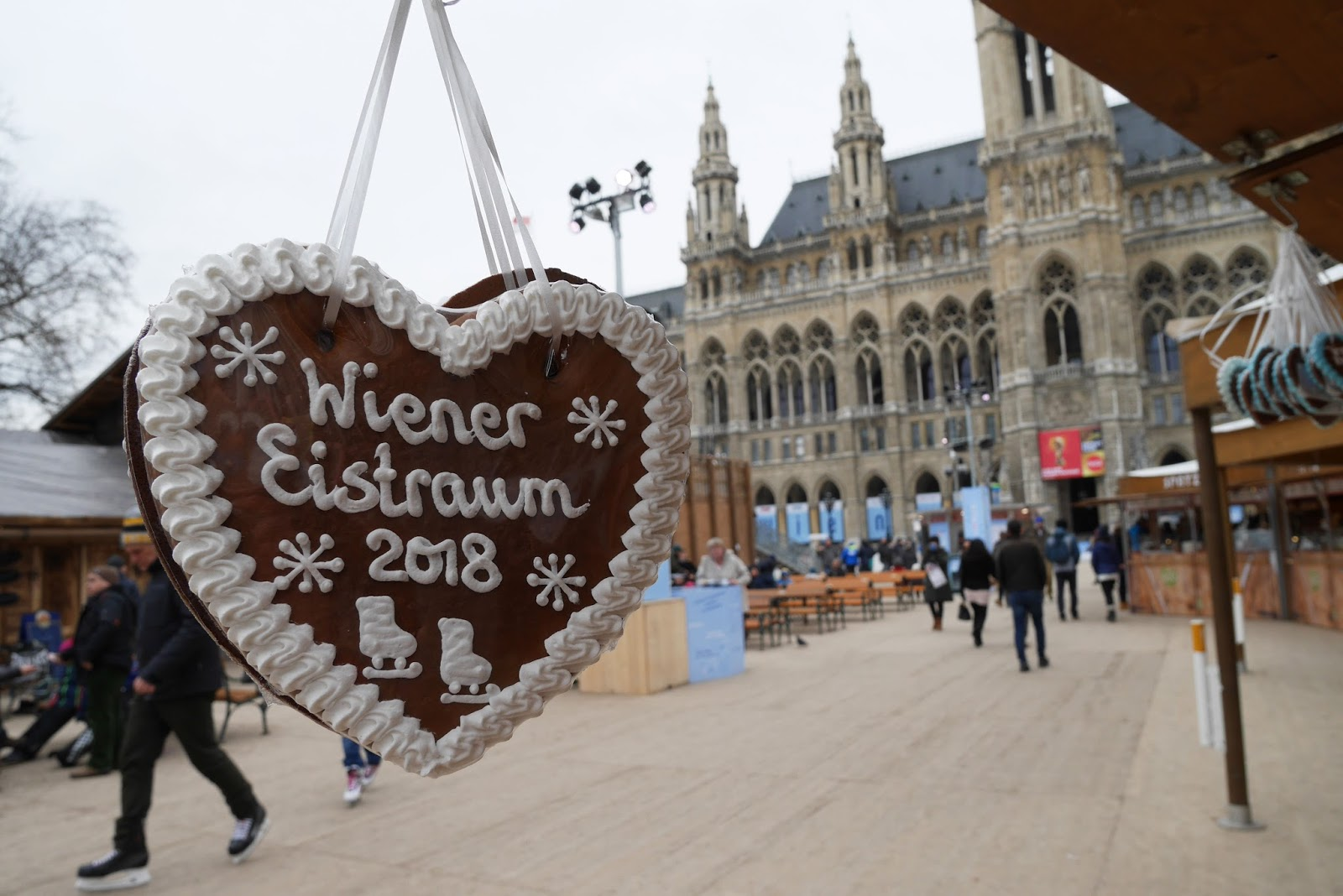Vienna Winter Festival at the Rathaus (City Hall)