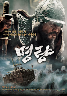 Portada de la película The Admiral: Roaring Currents