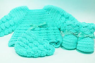 7 - Majovel Crochet. Crochet peucos,escarpines y zapatos para bebé a crochet