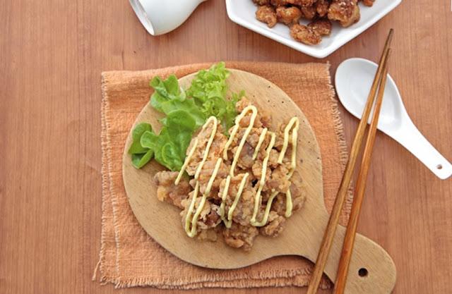 yaitu sajian daging ayam berbalut tepung yang bentuknya mini ini sangat disukai banyak ora Resep dan Cara Membuat Breast Chicken Popper Super Enak