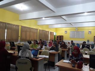 Rapat Pleno Kenaikan Kelas Tahun Pelajaran 2017/2018