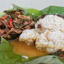 Kuliner Khas Kebumen - Gurihnya Nasi Penggel