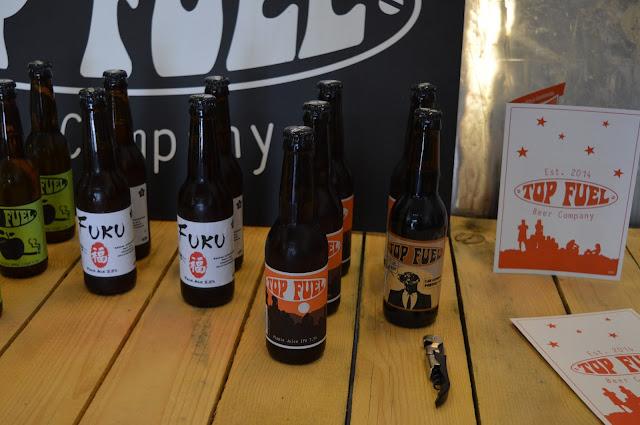 Blogiretki Länsi-Uudellemaalle, Top Fuel Beer company, pienpanimo, Lohja
