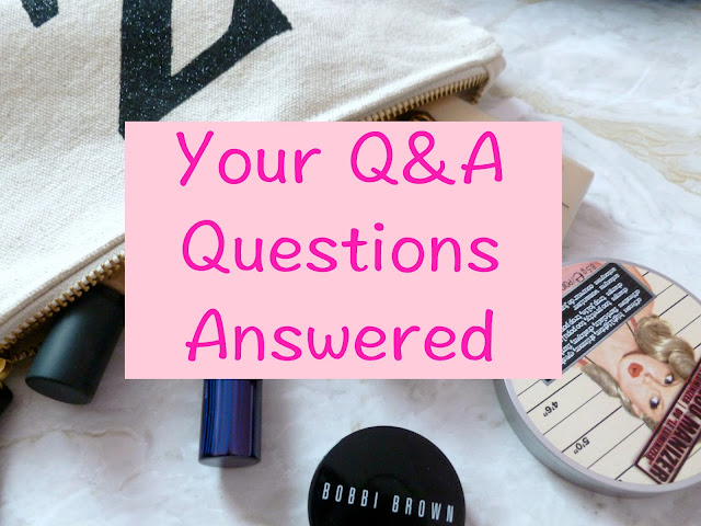 My Answers To Your Q And A Questions
