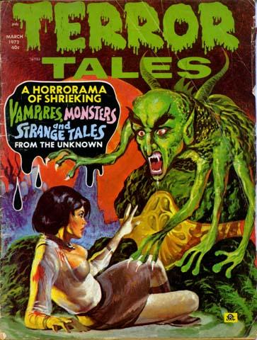 haunted elevator: Horror Comic Magazine Galleries