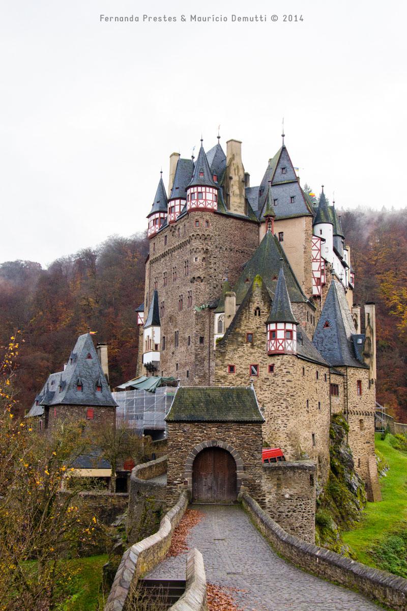 castelo de burg-eltz