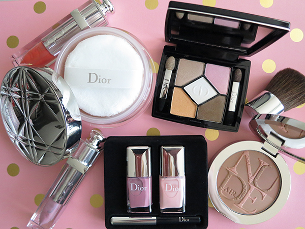 Dior Summer 2016 Milky Dots Collection