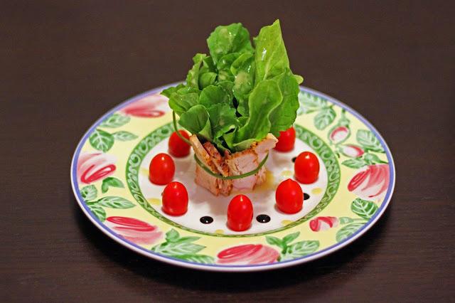 Σαλάτα με κοτόπουλο / Chicken Salad