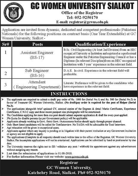 All Jobs, Government, DAE, Sialkot, Punjab, Engineer Jobs, NewsPaper Jobs,