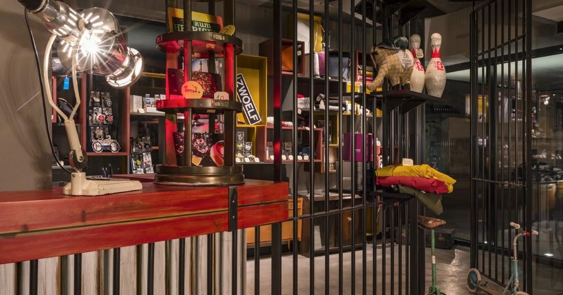 Casinha colorida viagens e design 25hours hotel wien for 3 designhotel wien