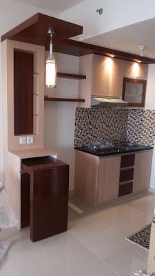 Kitchen Set Minimalis Untuk Rumah Hunian