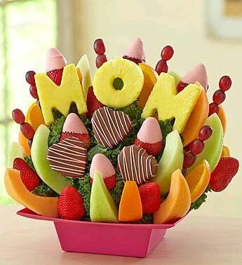 Como Hacer Un Arreglo De Frutas - Centros-de-mesa-de-frutas