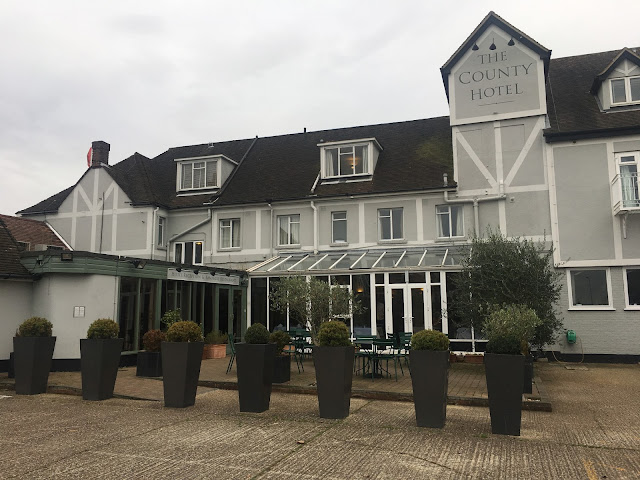 County Hotel, Chelmsford, Essex #review