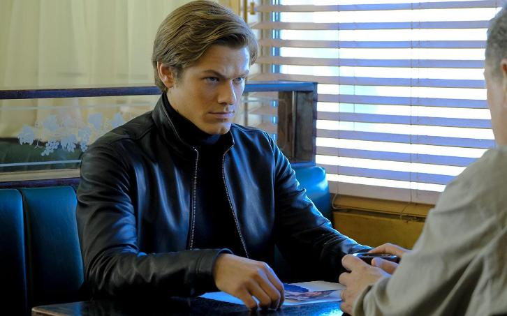 MacGyver - Episode 1.20 - Hole Puncher - Promotional Photos & Press Release