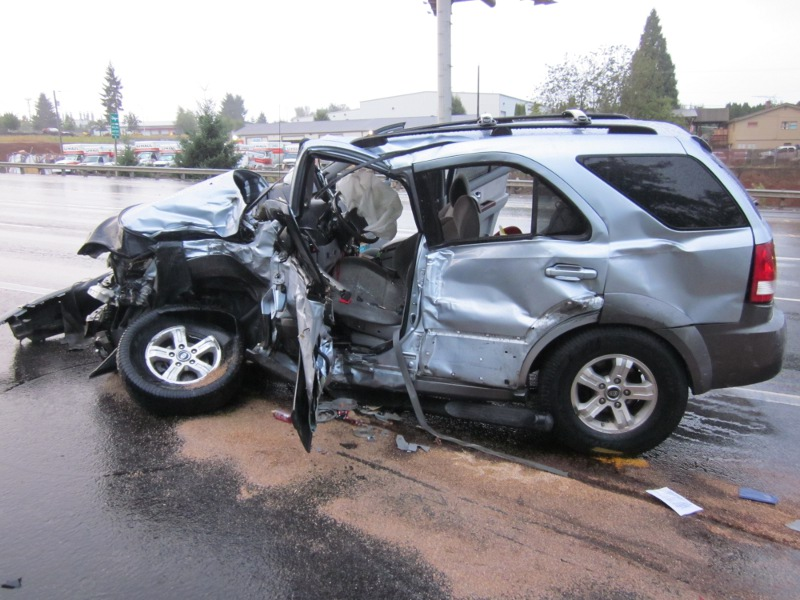 Vehicle Accident News Stories & Articles: One Person Killed