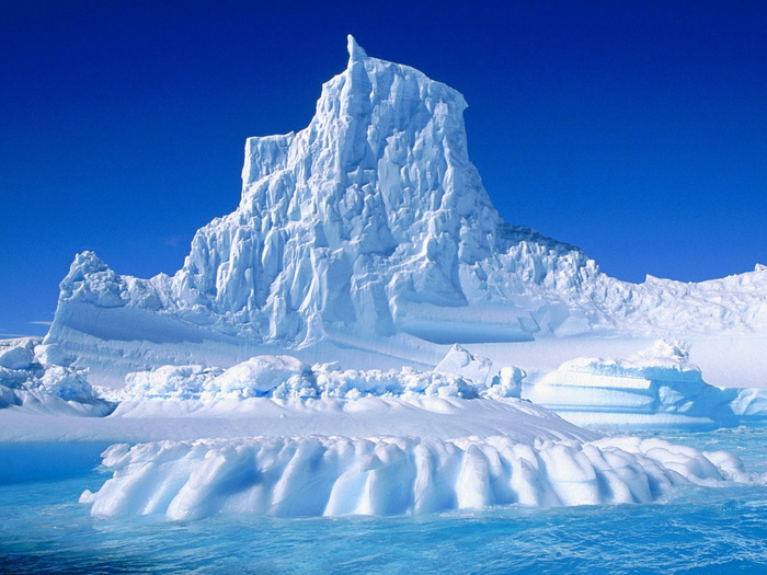 Why Global Warming is Adding Ice to the Antarctic?!
