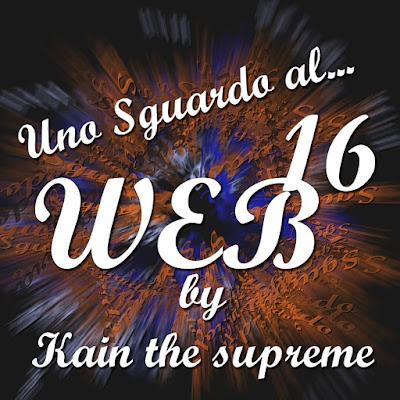 Uno sguardo al #web N° 16