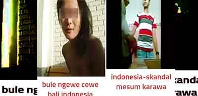 Ada puluhan video panas Indonesia yang muncul di situs panas nomor satu  didunia yaitu XVI 5 Video Porno Indonesia ini Populer di Situs Panas Nomor Satu Dunia