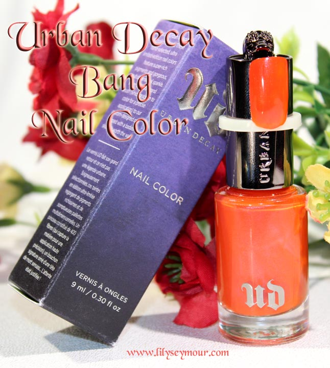 Urban Dacay Bang Nail Color