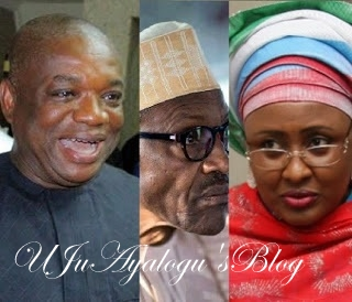 Buhari's Health WORSENS: Aisha LIED, Blocked By Cabals From Seeing Her Husband, Orji Kalu Too - Presidency Sources By Sahara Reporters