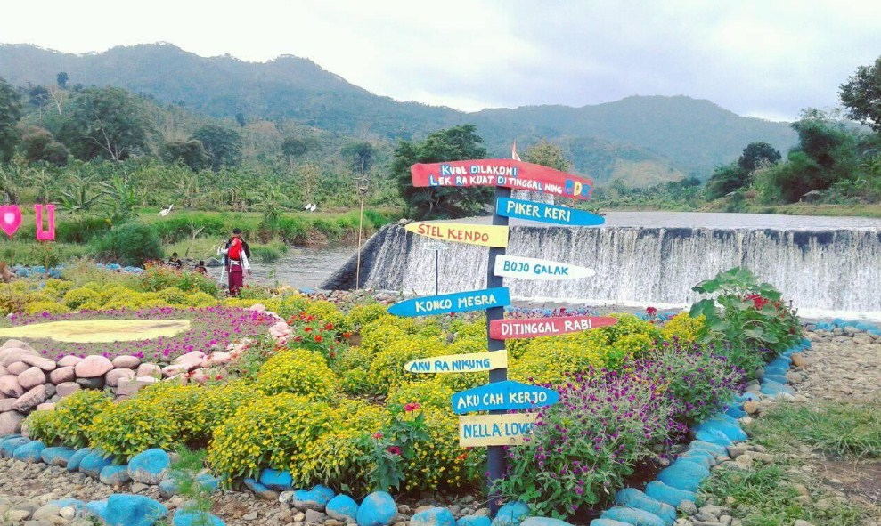 Harga Tiket Masuk Wisata Bendungan Dam Rejo Bdr Tempurejo