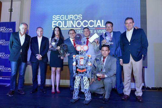 Seguros Equinoccial apoya las iniciativas destacadas de sus colaboradores