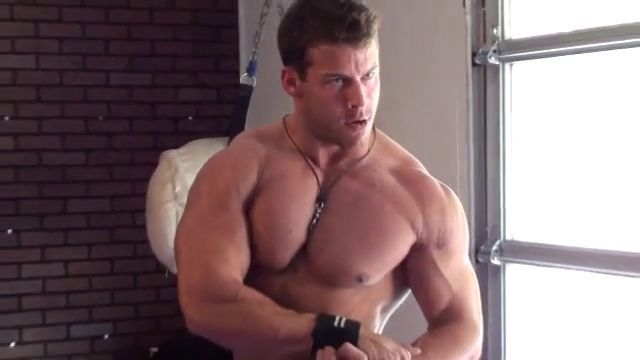 Justin Busiere - 2014 Europa Orlando | Muscle & Fitness