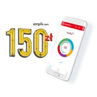 Do 150 zł na zakupy w Empik.com z aplikacją PeoPay od Banku Pekao