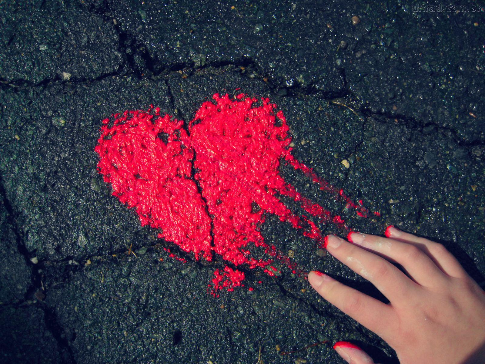 A cor do seu coração
