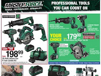 Menards Weekly Ad Christmas Tool Sale December 12 - 24, 2018