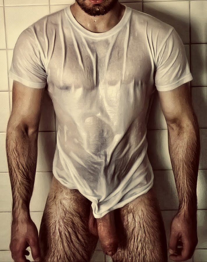 Naked hot men in shower opinion