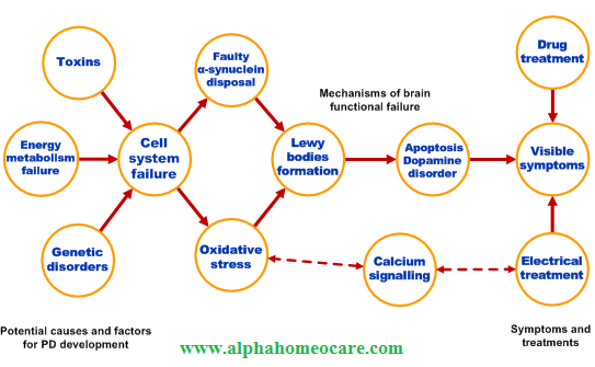 Parkinson disease and Homeopathy