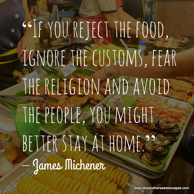 Travel Quote by James Michener
